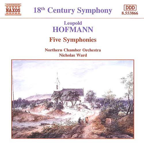 HOFMANN: Five Symphonies