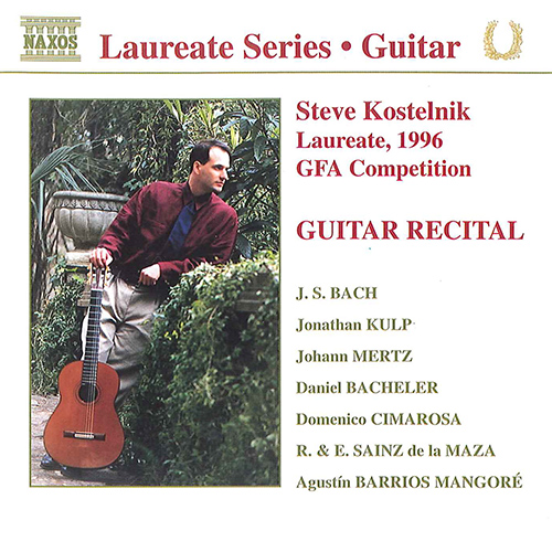 Guitar Recital: Steve Kostelnik