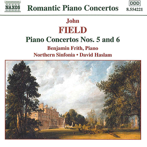 FIELD, J.: Piano Concertos, Vol. 3 - Nos. 5 and 6