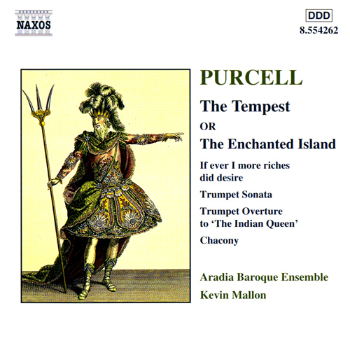 PURCELL: Tempest (The)