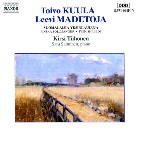 KUULA / MADETOJA: Songs