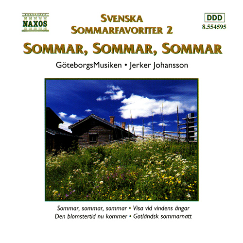 SWEDISH SUMMER FAVOURITES, Vol. 2 - Sommar, Sommar, Sommar