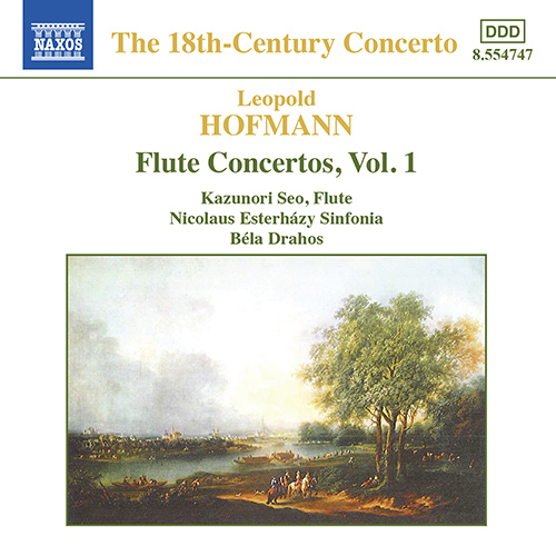 HOFMANN, L.: Flute Concertos, Vol. 1