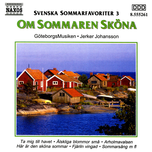 OM SOMMAREN SKONA - Swedish Summer Favourites, Vol.  3 (Sweden only)