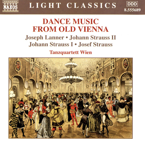 Dance Music from Old Vienna