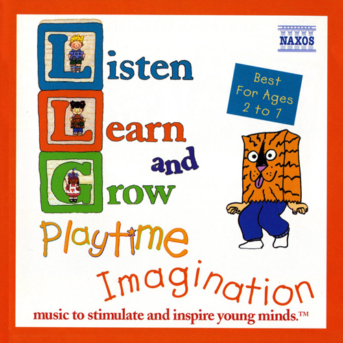 LISTEN, LEARN AND GROW: Playtime Imagination