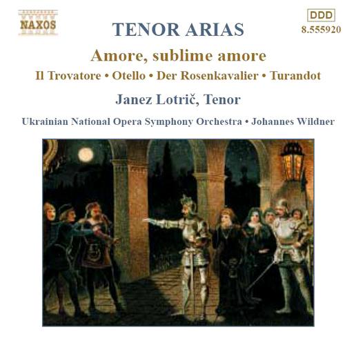 TENOR ARIAS (Janez Lotric)