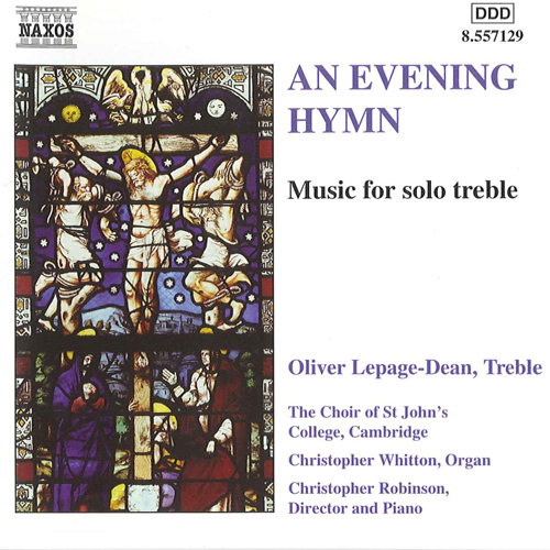 LEPAGE-DEAN, Oliver: Evening Hymn (An) - Music for Solo Treble