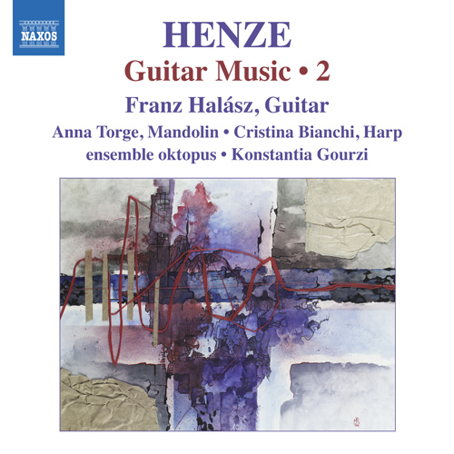 HENZE, H.W.: Guitar Music, Vol. 2 - Royal Winter Music No. 1 / Carillon, Recitatif, Masque / Ode an eine Aolsharfe