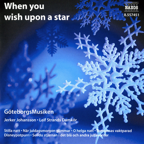 CHRISTMAS When You Wish Upon a Star