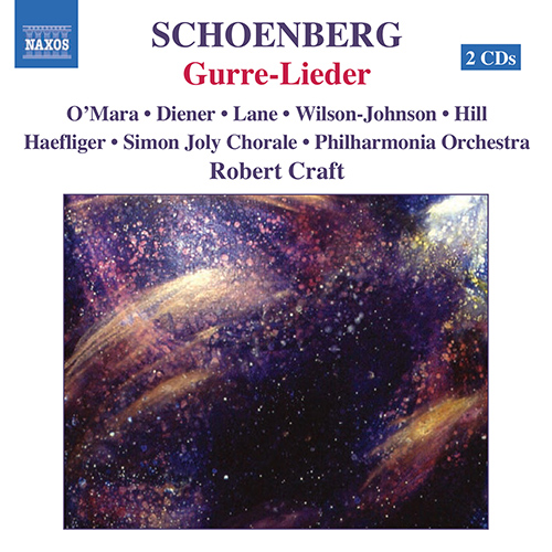 SCHOENBERG: Gurre-Lieder (Schoenberg, Vol. 1)
