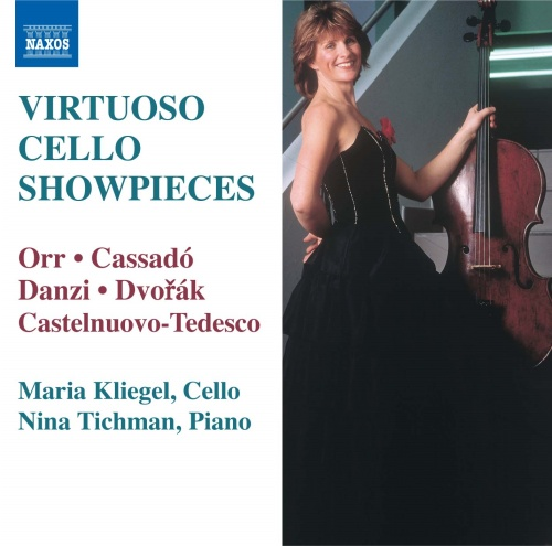 KLIEGEL, Maria: Virtuoso Cello Showpieces