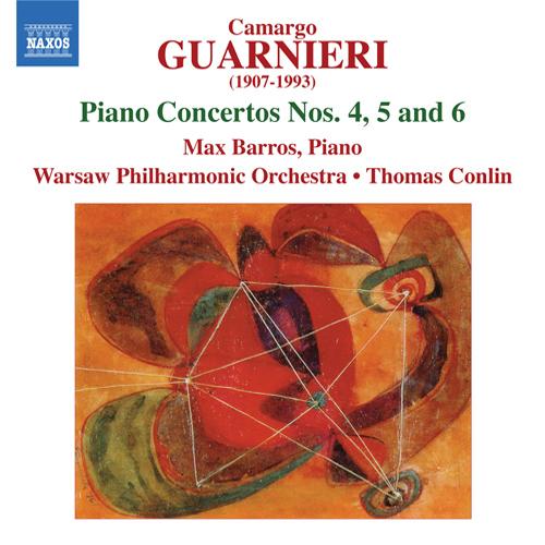 GUARNIERI, M.C.: Piano Concertos Nos. 4-6