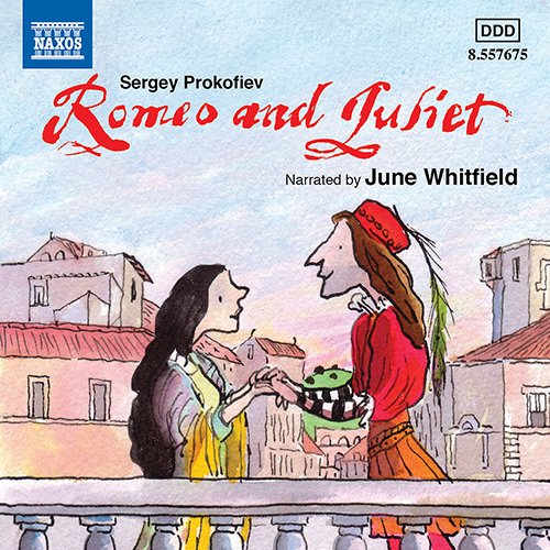 PROKOFIEV: Romeo and Juliet (Children's Classics)