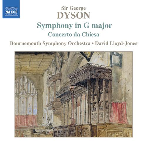 DYSON, G.: Symphony in G Major / Concerto da Chiesa / At the Tabard Inn