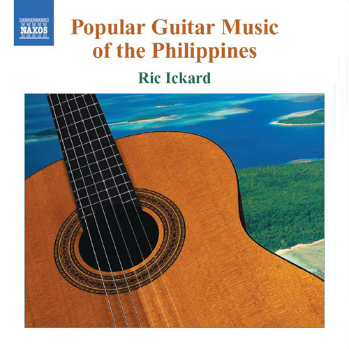 SPANISH GUITAR MUSIC OF THE PHILIPPINES