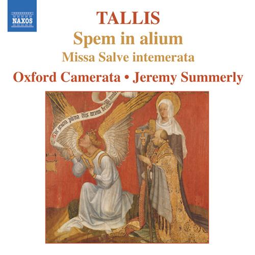TALLIS, T.: Spem in alium / Missa Salve intemerata