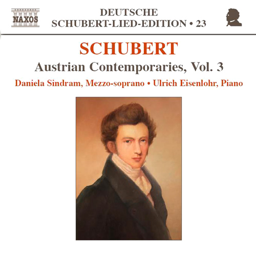 SCHUBERT, F.: Lied Edition 23 - Austrian Contemporaries, Vol. 3