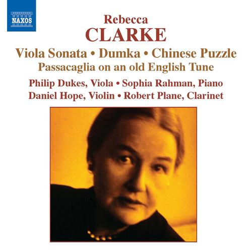 CLARKE, R: Viola Music