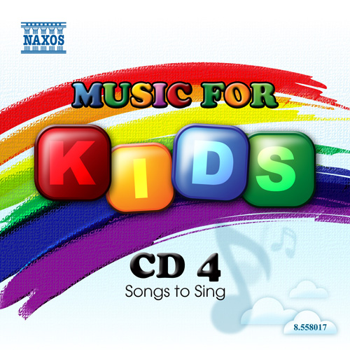 Music for Kids CD  4: Songs to Sing
