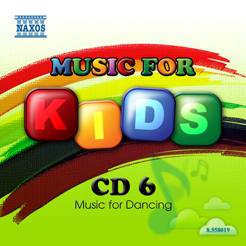 Music for Kids CD  6: Music for Dancing