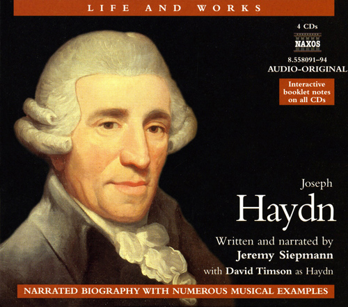 Life and Works: HAYDN (Siepmann)