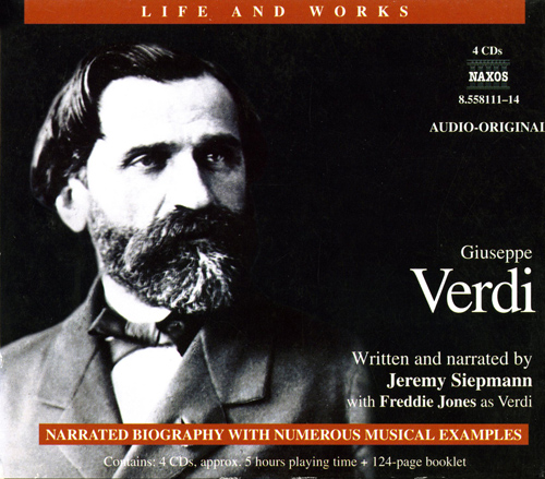 Life and Works: VERDI (Siepmann)