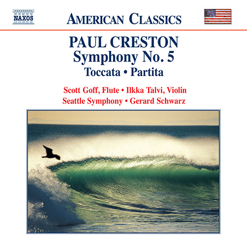 CRESTON: Symphony No. 5 / Toccata / Partita
