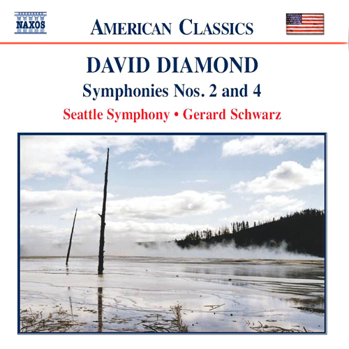 DIAMOND: Symphonies Nos. 2 and 4