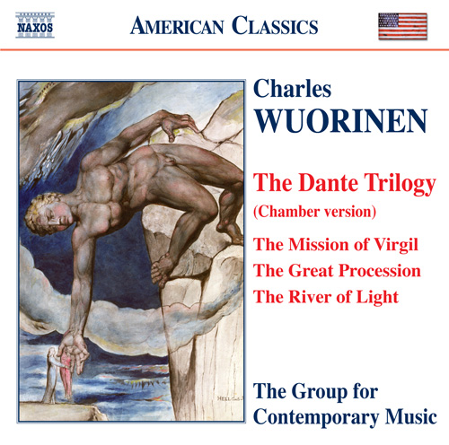 WUORINEN: Dante Trilogy (chamber version)