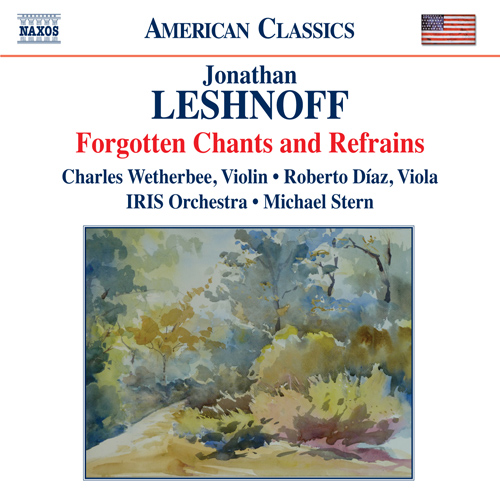 "LESHNOFF, J.: Symphony No. 1, ""Forgotten Chants and Refrains"" / Double Concerto / Rush"