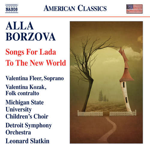 BORZOVA, A.: Songs for Lada / To The New World