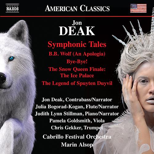 DEAK, J.: Symphonic Tales
