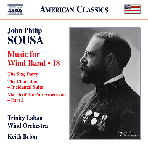 SOUSA, J.P.: Music for Wind Band, Vol. 18
