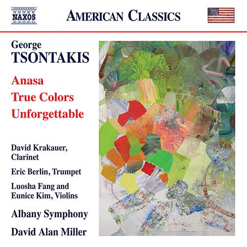 TSONTAKIS, G.: Anasa / True Colors / Unforgettable