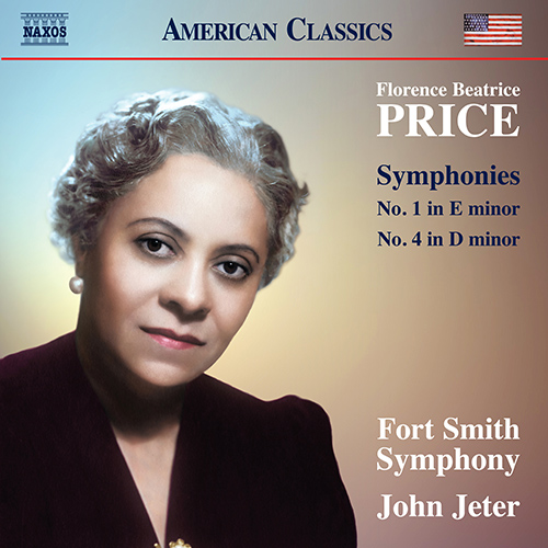 PRICE, F.B.: Symphonies Nos. 1 and 4
