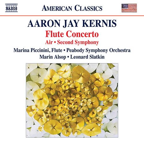 KERNIS, A.J.: Flute Concerto / Air / Symphony No. 2