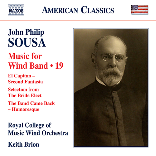 SOUSA, J.P.: Music for Wind Band, Vol. 19