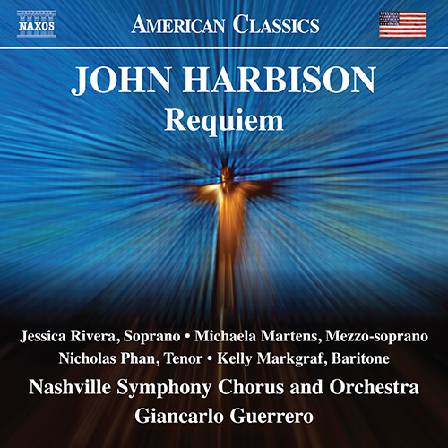 HARBISON, J.: Requiem