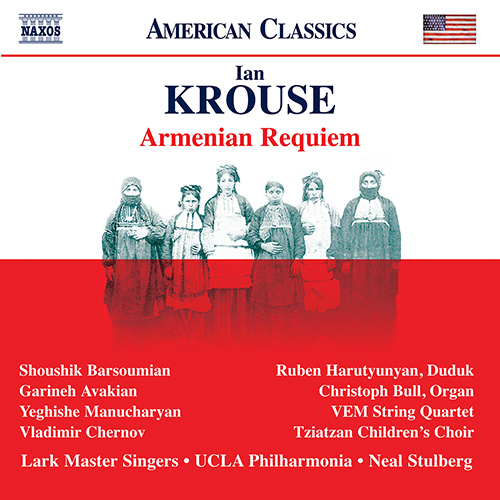 KROUSE, I.: Armenian Requiem
