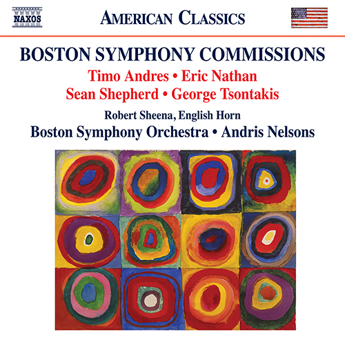 Orchestral Music - ANDRES, T. / NATHAN, E. / SHEPHERD, S. / TSONTAKIS, G. (Boston Symphony Commissions)