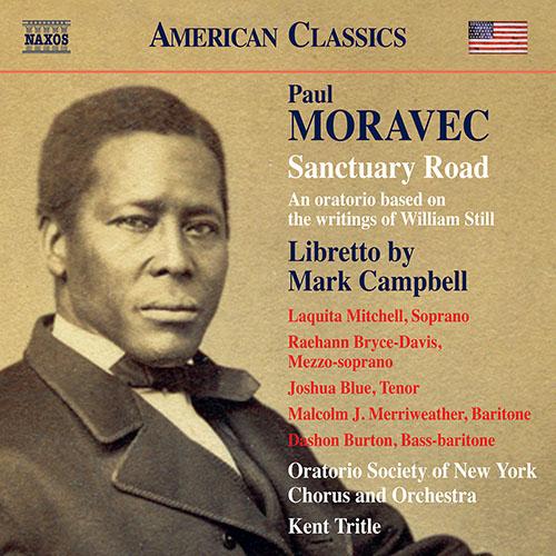 MORAVEC, P.: Sanctuary Road [Oratorio]