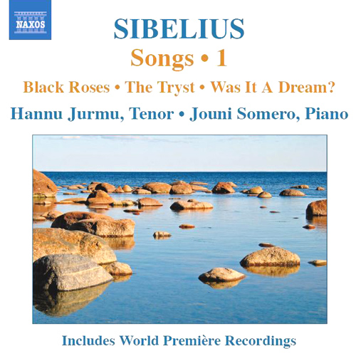 SIBELIUS: Songs, Vol. 1