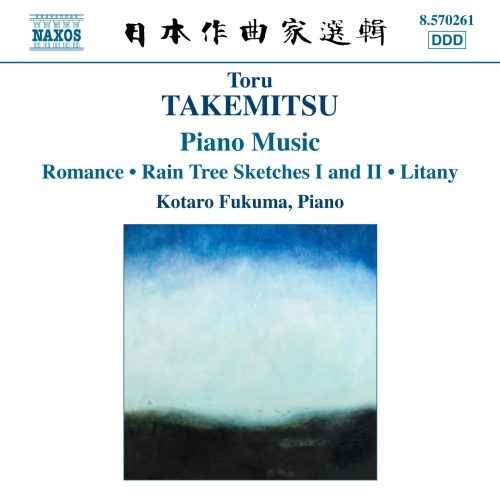 TAKEMITSU: Piano Music