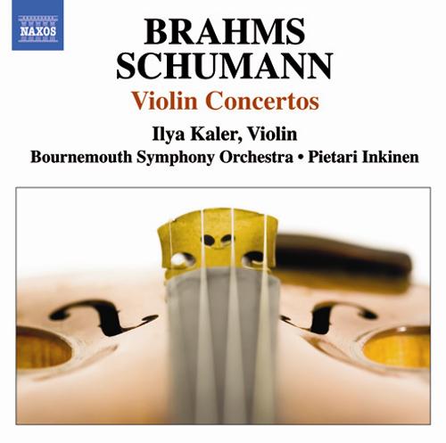 BRAHMS, J. / SCHUMANN, R.: Violin Concertos