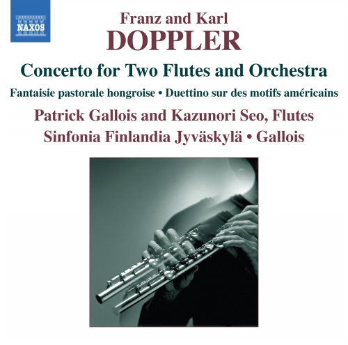 DOPPLER, F. / DOPPLER, K.: Music for Flutes and Orchestra