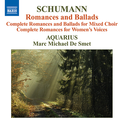 SCHUMANN, R.: Romances and Ballads