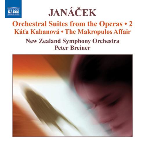 JANACEK, L.: Operatic Orchestral Suites, Vol. 2 (arr. P. Breiner) - Kat'a Kabanova / The Makropulos Affair
