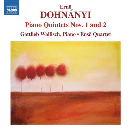 DOHNÁNYI, E.: Piano Quintets Nos. 1 and 2
