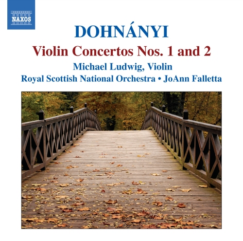 DOHNANYI, E.: Violin Concertos Nos. 1 and 2